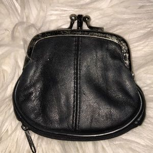 Coin wallet genuine leather